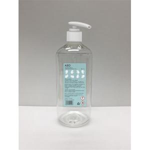 HÅNDSPRIT GEL 500ML M/PUMPE