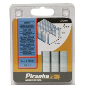 STIFTER T 1 8MM X70108    PIRANHA